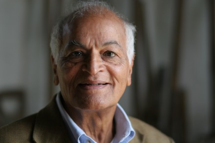Inspiration: Satish Kumar.