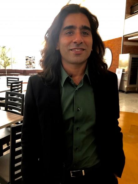 Amit Kapur, Managing Promoter of Vedatya.