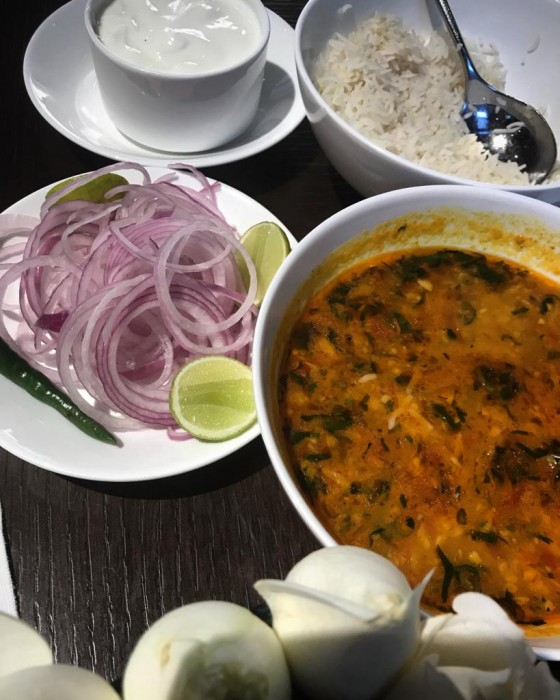 How I first met Chef at the Roseate Hotel, Aerocity: I have never had such a delicious Tarka Daal, and to this day I do not understand what Chef did to elevate such a simple and well-known vegetarian dish! We soon got talking, about food of course.